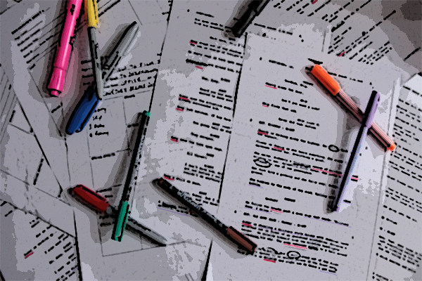 """script writing rules """"it is a very strong rule in drama, and in life, that people remain true to their basic   we used trottier in the scriptwriting units of an ma i just completed, and also."""