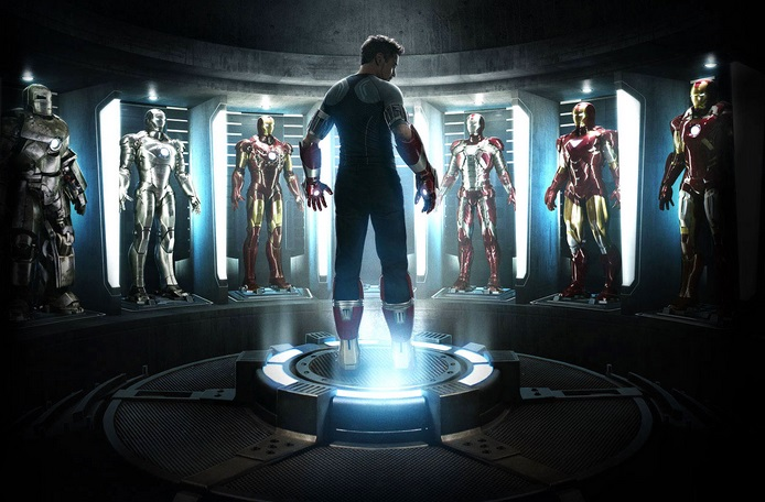 Iron Man 3 Featured