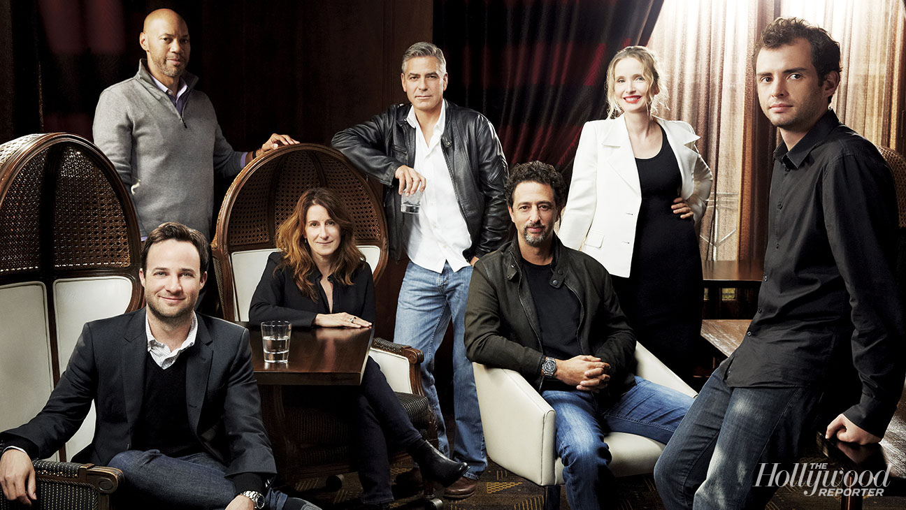 The Hollywood Reporter U0026 39 S Writers Roundtable