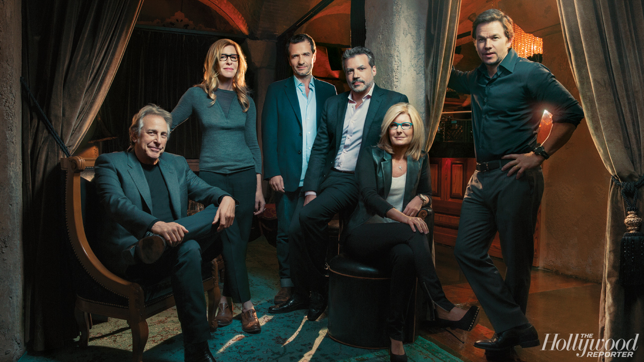 Hollywood Reporter Producers Roundtable H